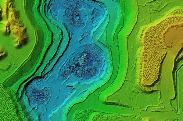 Аэрофотосъемка-топографическая съемка в Кустанайской области