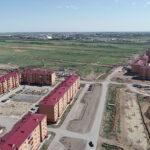 Топографические работы Акмолинской области