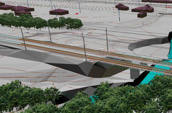 Инженерные изыскания для строительства Автодороги в обход станции Шамалган