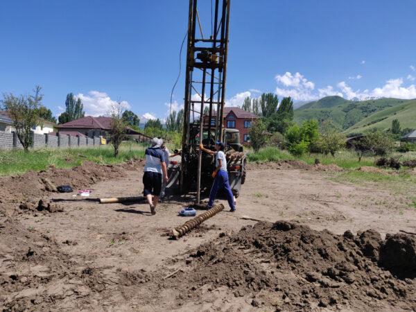 Геологические изыскания для промышленного гражданского строительства (ПГС)